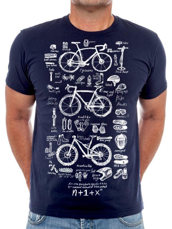 Bike Maths Navy 1